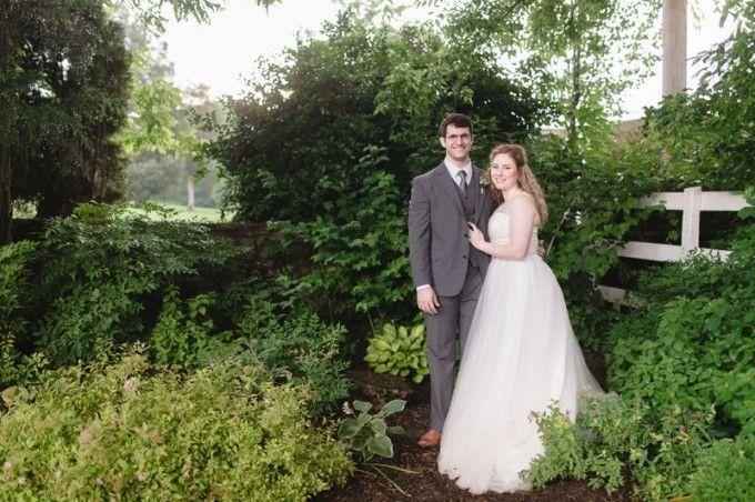 All the little garden pockets are picture perfect for a bride and groom #cedarwoodweddings Italian-American Destination Wedding :: Lauren+David | Cedarwood Weddings