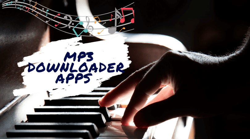 Check out these mp3 music downloader apps to free music