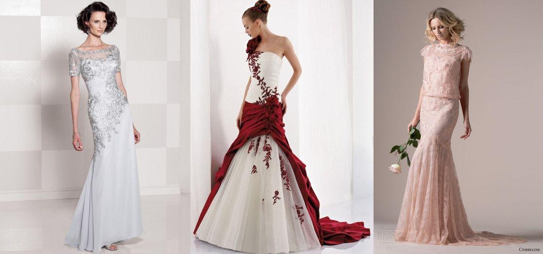 Wedding Dresses For 40: Wedding Dresses For Older Brides Over 40, 50, 60, 70