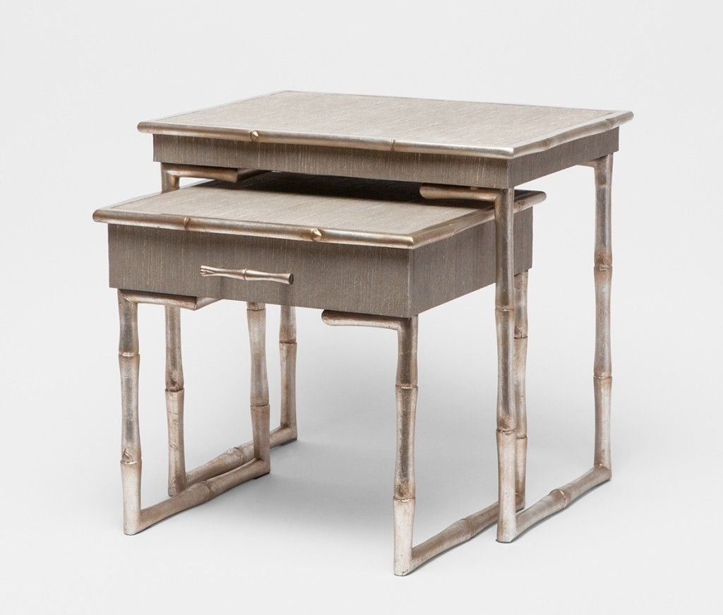 Accent Furniture | Made Goods Ivy Nesting Table