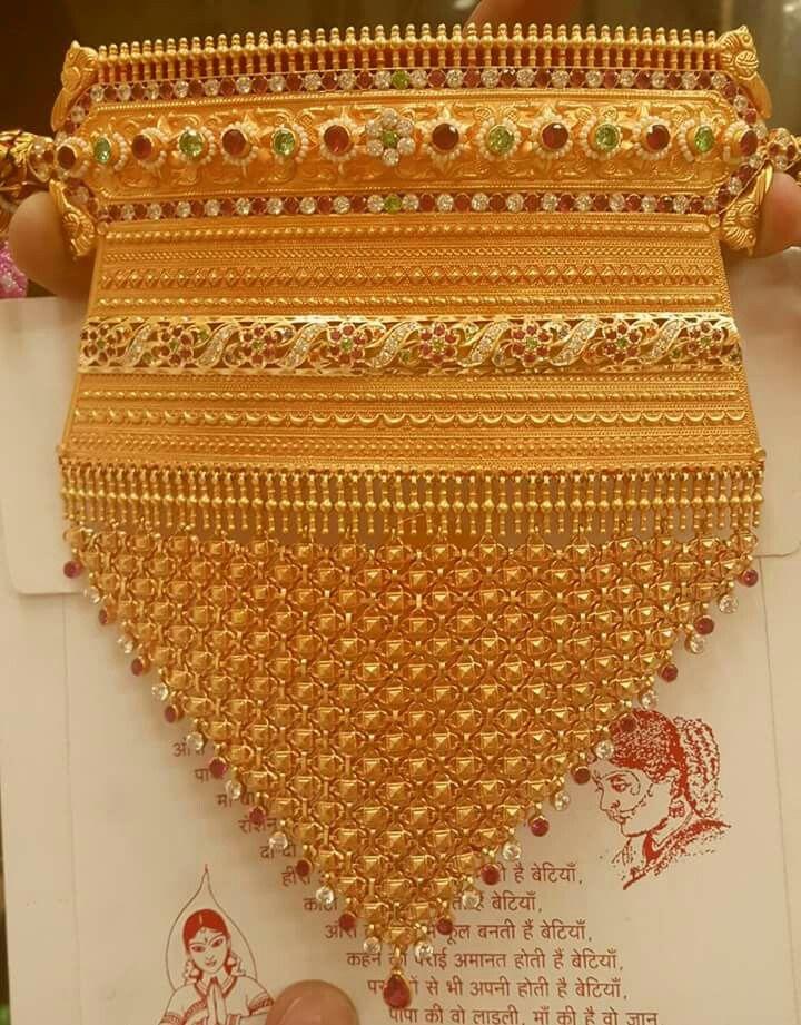 Dulhanjewellers Pali | Rajputana Royal Gold add | Pinterest ...