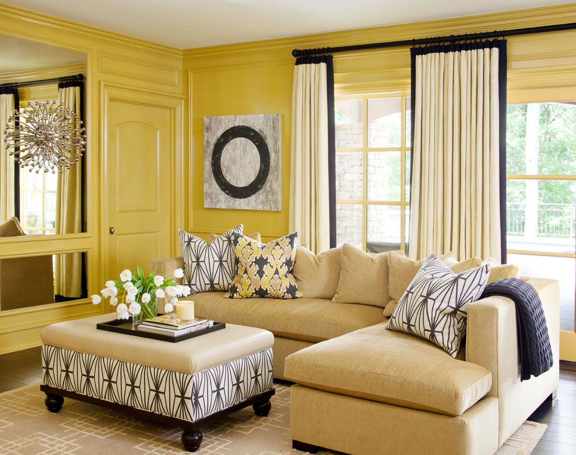 Color Tips from Designer Tobi Fairley | Traditional, Drapery ideas ...