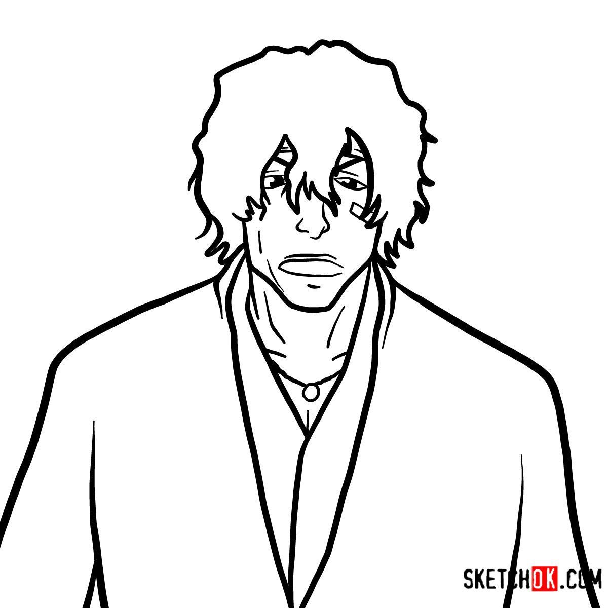 Pin On How To Draw Bleach [ 1200 x 1200 Pixel ]