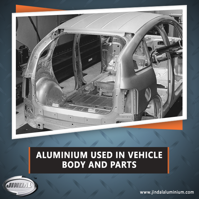 Did you know that aluminium coils and sheets are used in