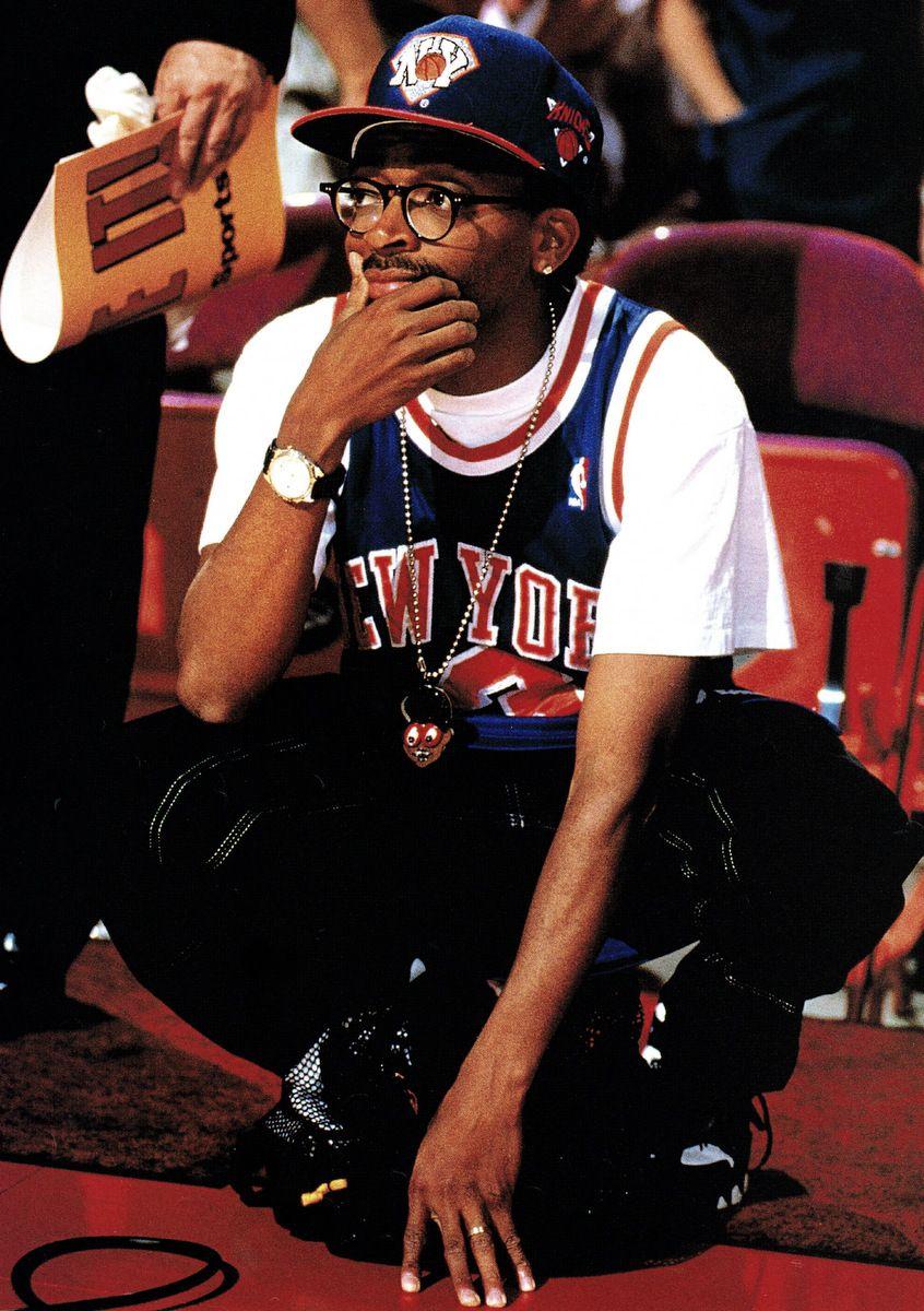 Spike Lee   Spike lee, Spike lee movies, Hip hop culture