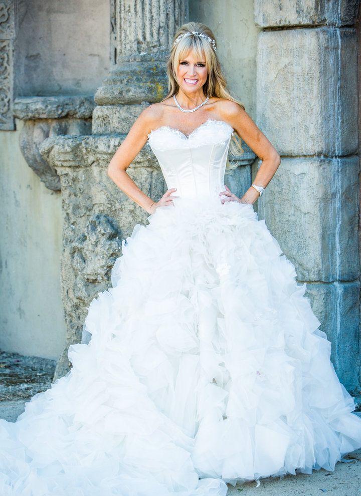 Paige\'s Wedding Dress - Paige & Jason\'s Wedding | Hallmark Channel ...
