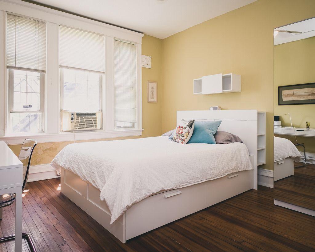 Charles village apartment interior design photography