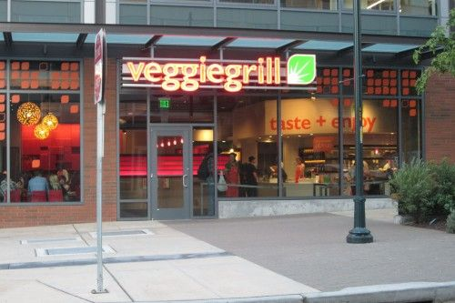 Welcome To Seattle Veggie Grill Vegan Moxie Grilled Veggies Veggies Meat Eaters