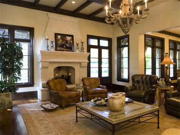 Family Room By Shannon Petrie Hgtv Front Door Home Great Rooms