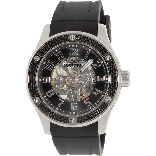 Invicta Men's Speciality 16278 Black Rubber Automatic Watch