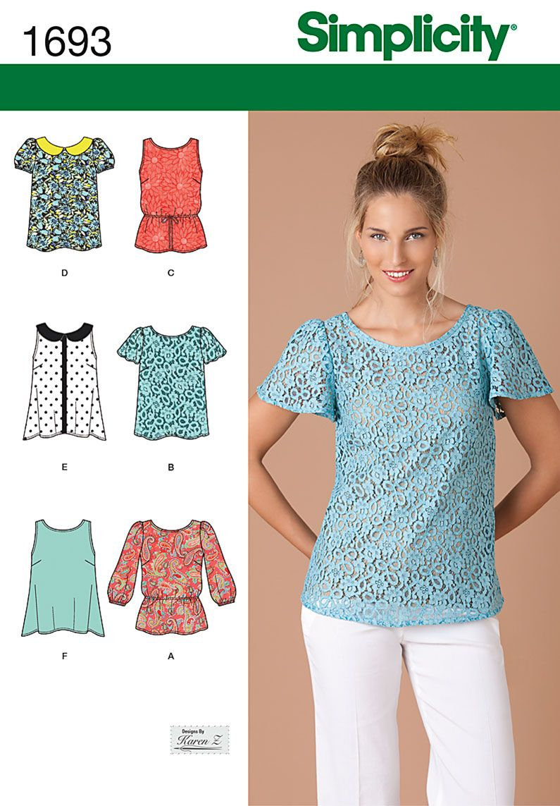 587481e0f PatternReview Blog > New Simplicity Patterns Are Here! | Future ...