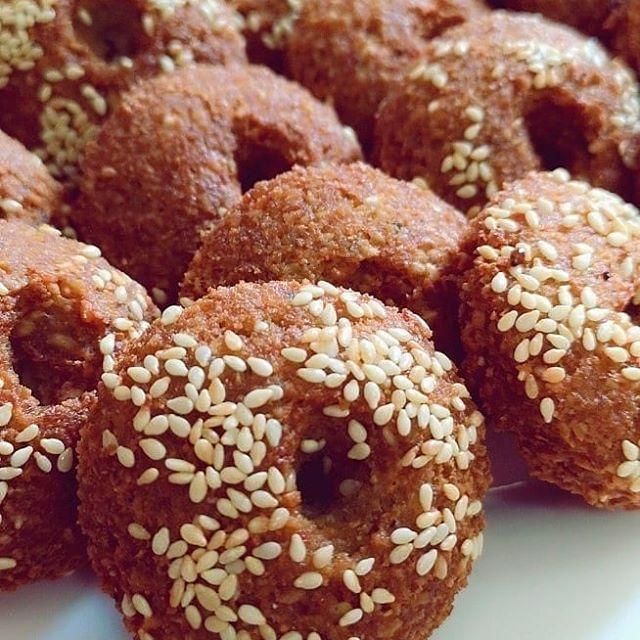 طريقة عمل فلافل سورية Falafel Syria   Syrian food, Food ...