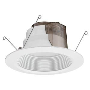 Lithonia Lighting 6 In Recessed White Led Baffle Downlight 6bpmw Led Hdcom U At The Home Depot Thinking 3 Above Lithonia Lighting Recessed Lighting Lithonia