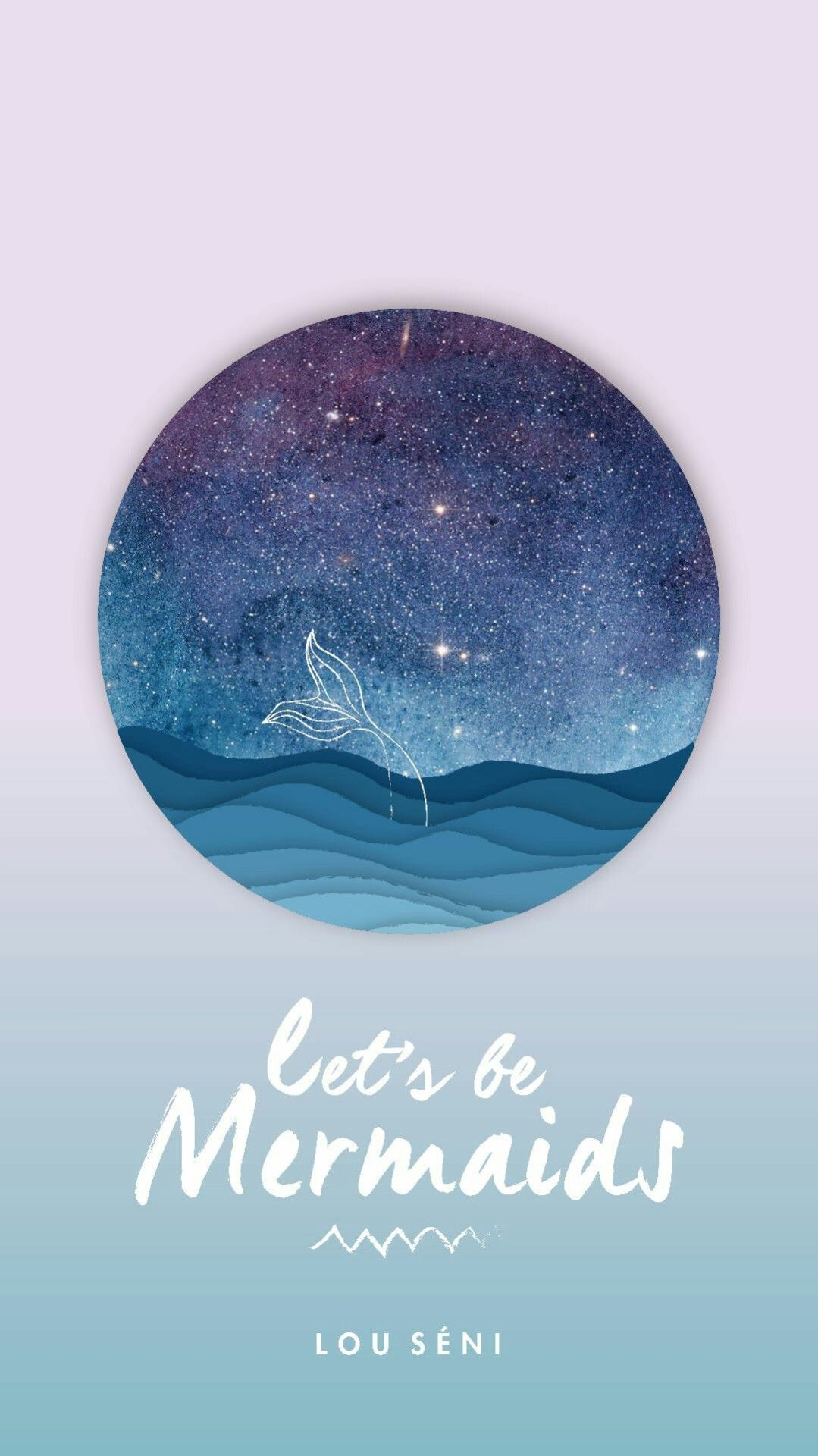 Mermaid Lockscreen If Youre Use Save Please Like Or Share Wallpaper Stiker Dinding Lux 5 23pr