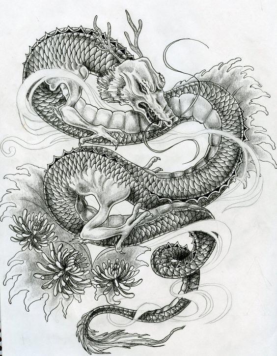 diseños de tatuajes japoneses - Поиск в Google | Tattoo | Pinterest ...