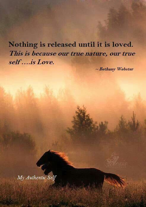 Love our true nature