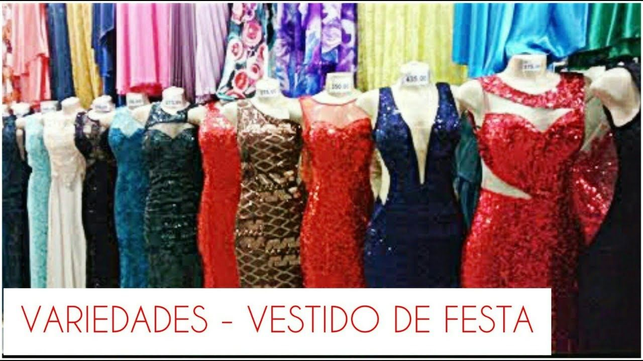 Shopping Vautier Bras Vestidos De Festa Novidades Varejo E