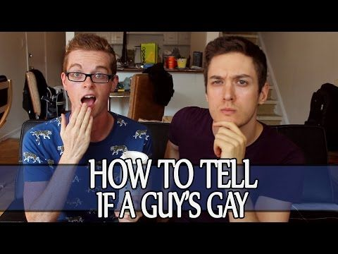 Signs you might be gay