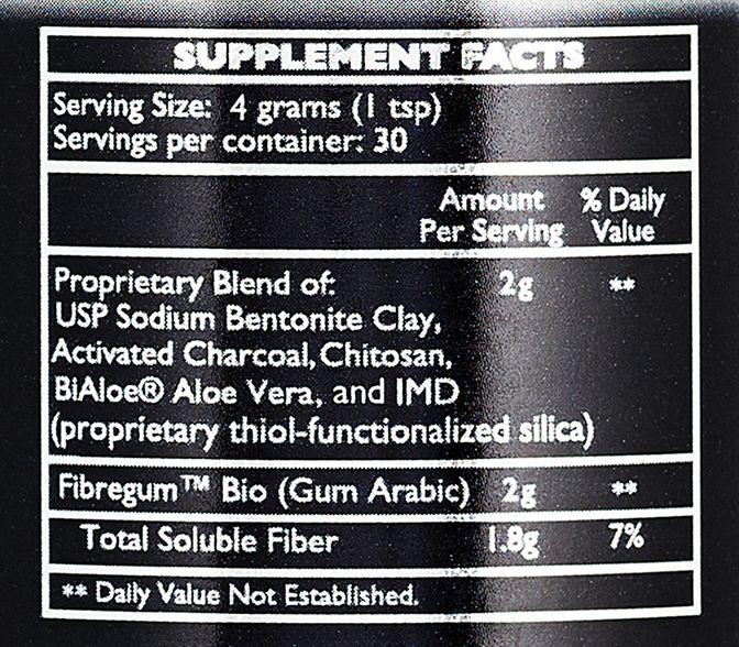 Ultra Binder, Universal Toxin Binder*, 120g