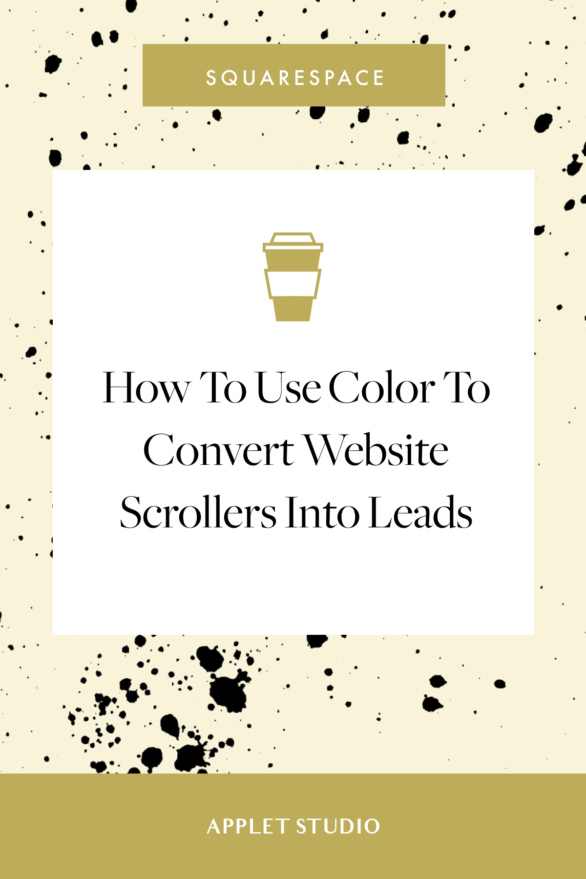 Use color to make your website convert and sell better — Applet Studio