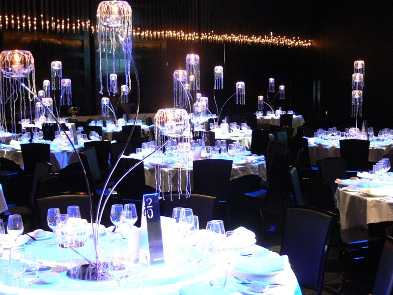 Underwater Theme Can Use Stands From Auction Disney Wedding