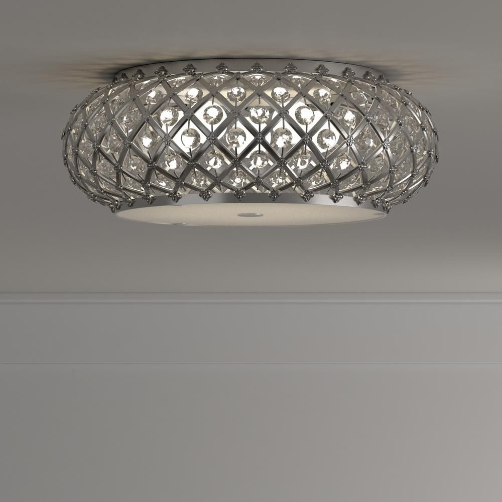 Home decorators collection in light brushed stainless steel