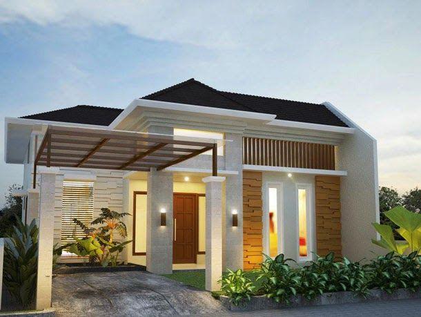 Konsep Desain Rumah Minimalis Cek Bahan Bangunan