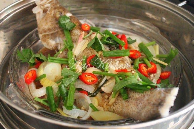 Ikan Kerapu Ini Adalah Ikan Yang Saya Beli Semasa Kunjungan Ke Kota Kinabalu Minggu Lepas Saya Banyak Me Resep Masakan Malaysia Resep Nasi Makanan Dan Minuman