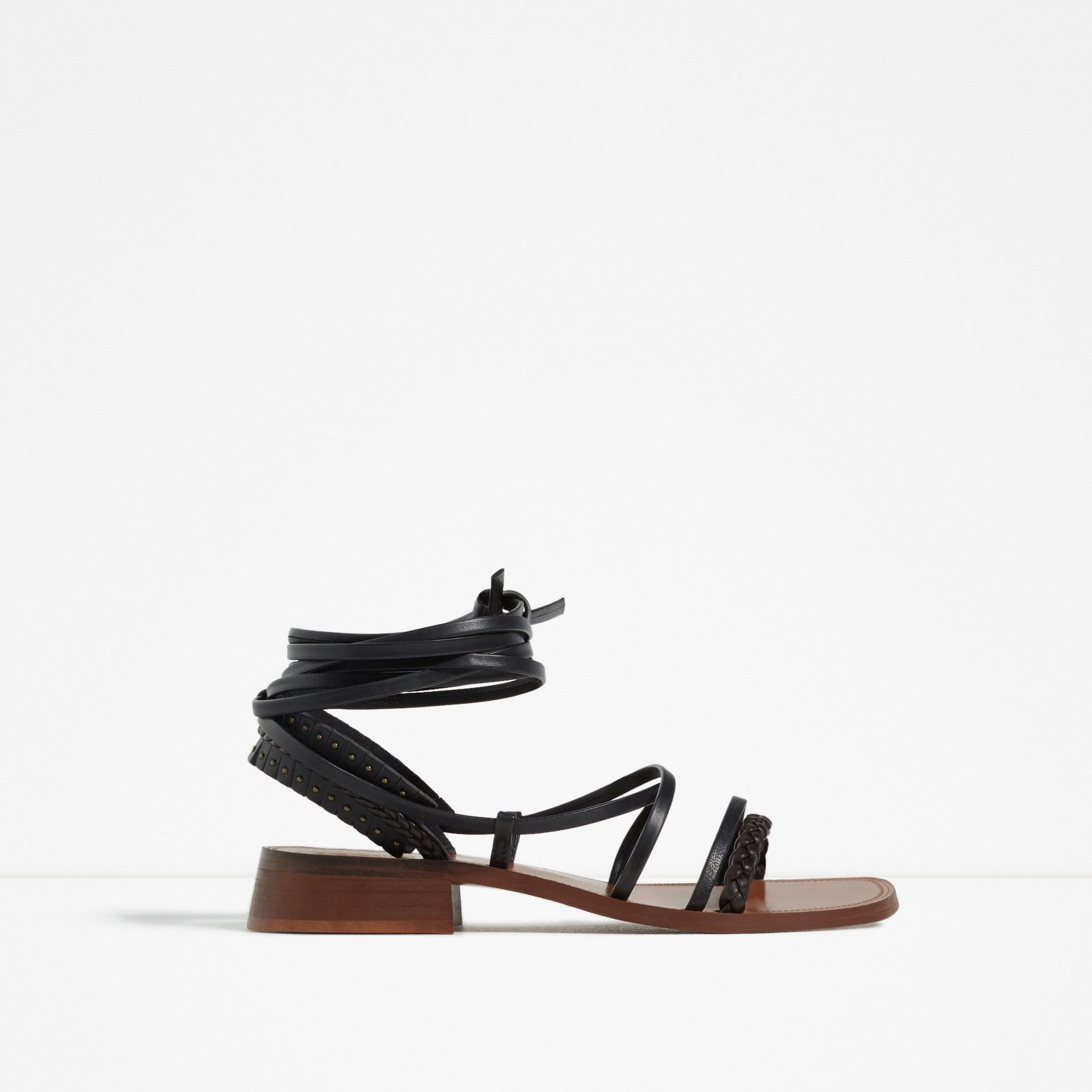 Buy zara sandals online