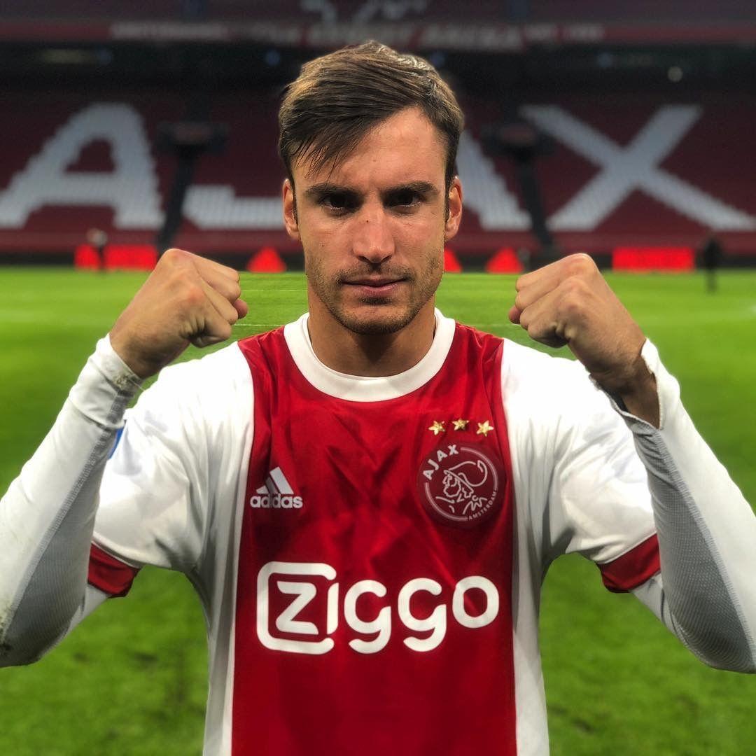 Nicolas Tagliafico Ajax Feyenoord