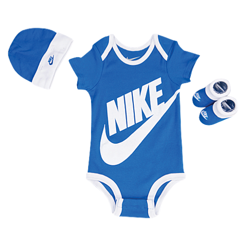 e4e55ee7d863 Nike Graphic 3 Piece Onesie Set - Boys  Infant at Kids Foot Locker ...