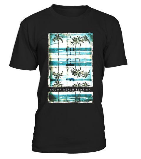 Cocoa Beach Tshirt Florida Shirt Ocean Tee Men Women Kids Special Offer Not