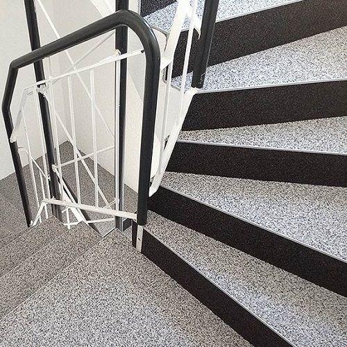 Steinteppich Treppe steinteppich treppe haustürtreppe