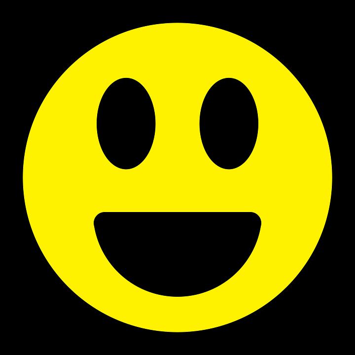 Free Image On Pixabay Smiley Emoticon Happy Face Icon Happy Face Icon Emoticon Smiley