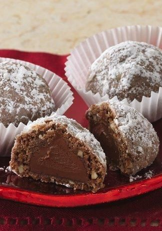 Chocolate Snowballs