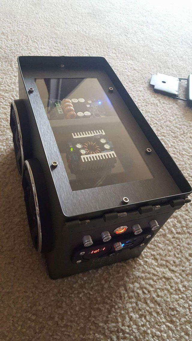 50 caliber Ammo Bluetooth BoomBox | ammo box | Bluetooth speaker box