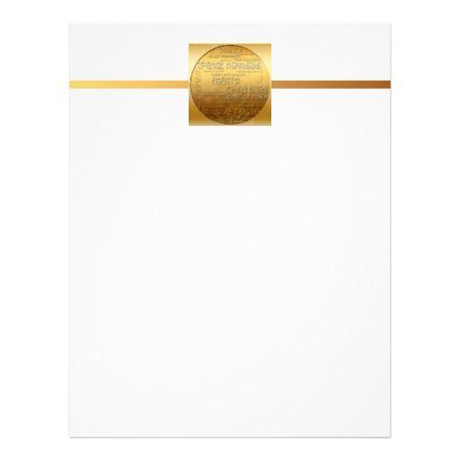 International Christmas Letterhead Template Zazzles Christmas - christmas letterhead templates word