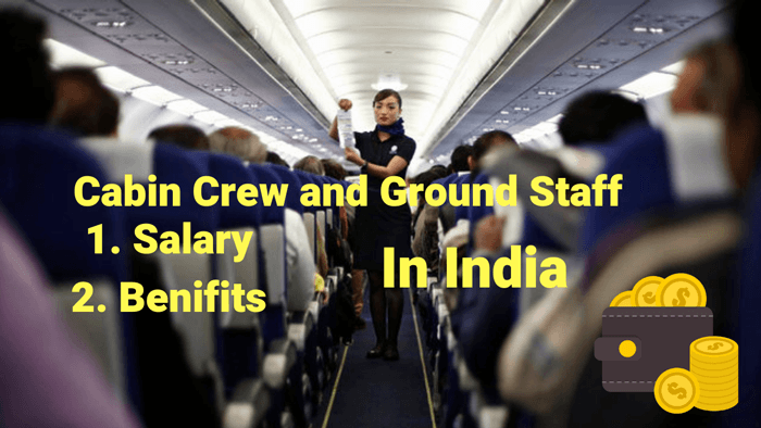 Air Hostess Salary in India Details Of All Indian