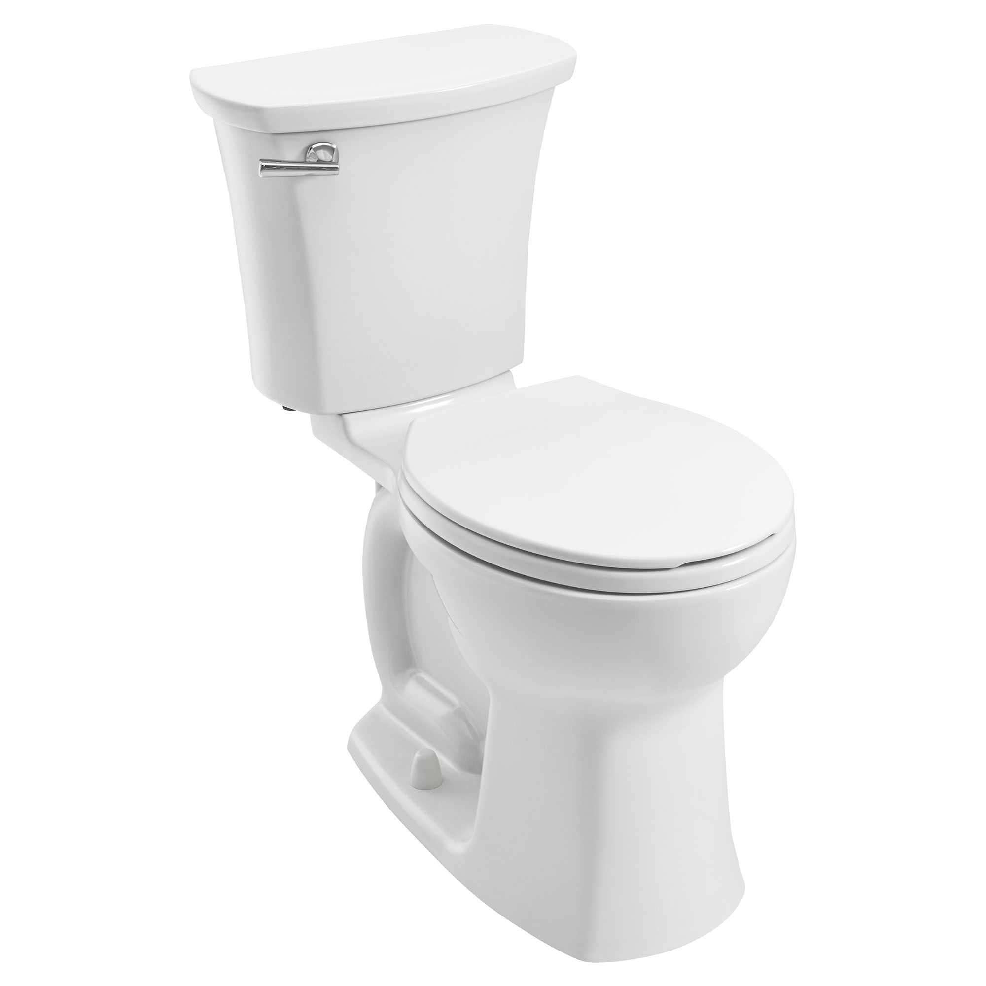 The Edgemere Right Height Round Front 10 Rough In Toilet Is A Great Option For Compact Bathrooms Coordi Edgemere Compact Bathroom American Standard