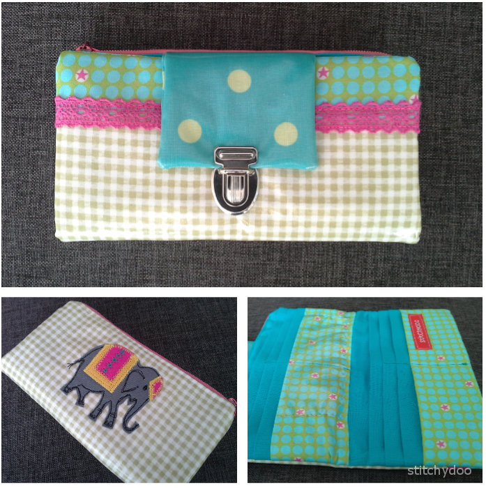 Geldbörse die Zweite | stitchydoo - made by me | Pinterest ...