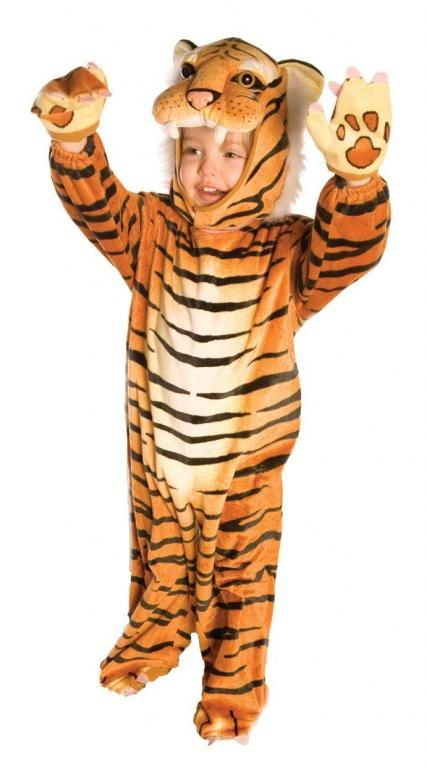 boys tiger costume | Plush Brown Tiger Costume - Kids Costumes  sc 1 st  Pinterest : play costumes for toddlers  - Germanpascual.Com