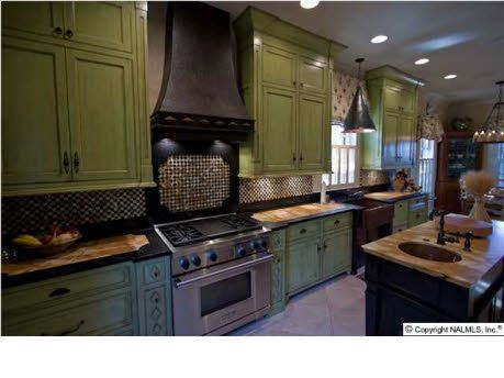 Check out the home I found in Huntsville | Kitchen design ...