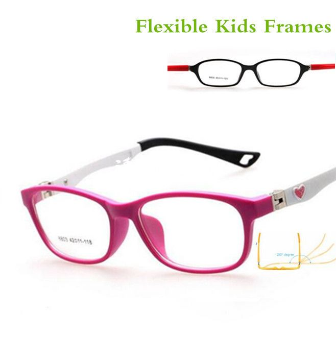 708998e60a Healthy Silicone Children Clear Glasses Girls Boys Flexible Eyewear Frames  Kids Glasses Frames Optical Spectacle Frames