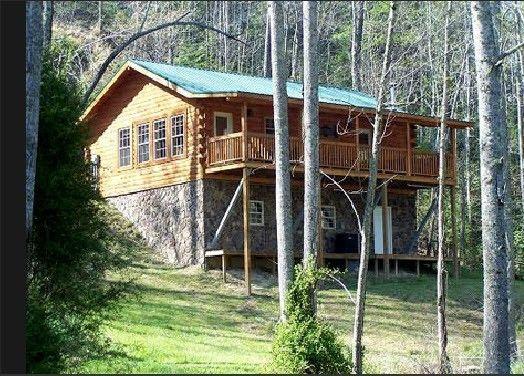 Maples Ridge Cabins Hidden Pond Hideaway Travel Cabin