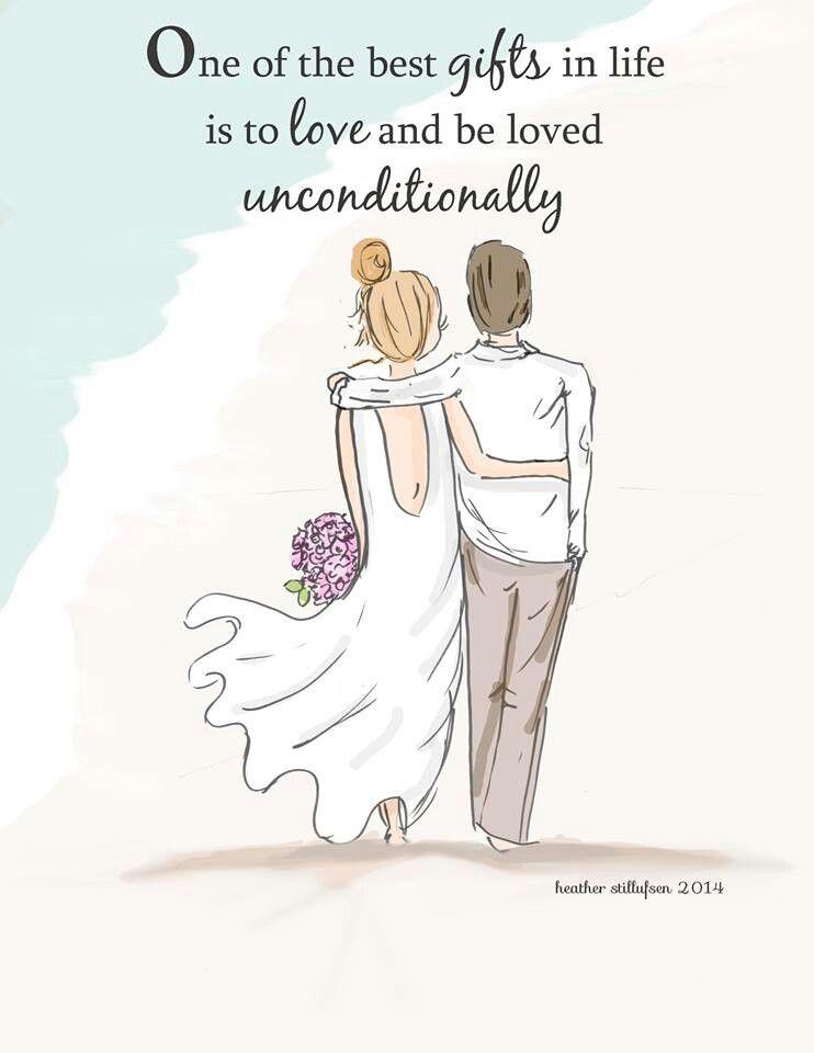 Unconditional Love.