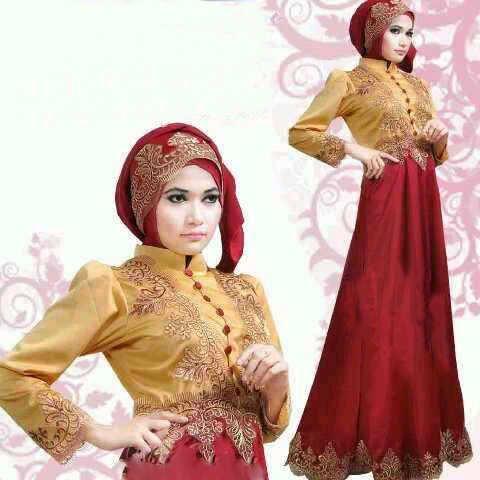 Pin By Rebecca Keren On Baju Muslim Pinterest Satin Muslim And