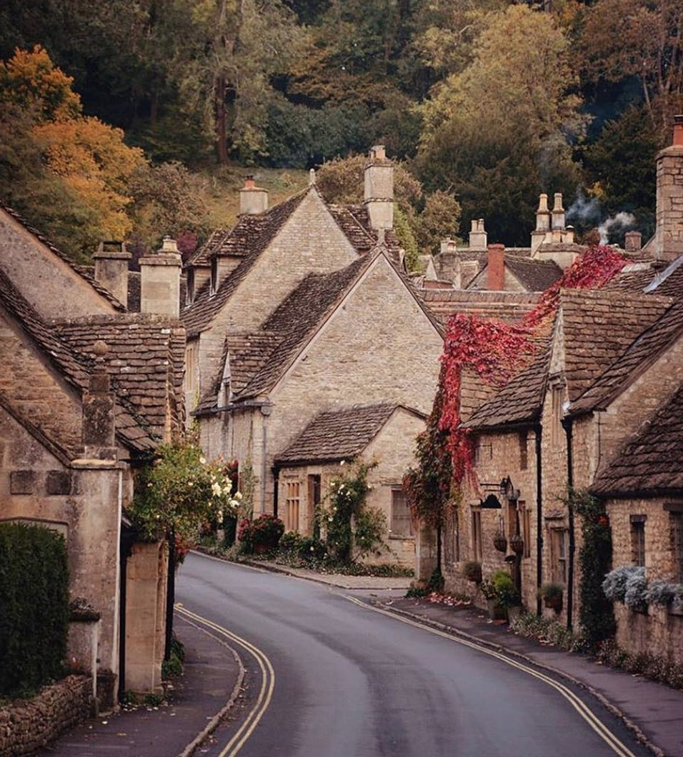 Instabritain On Twitter Castle Combe Travel Abroad Castle