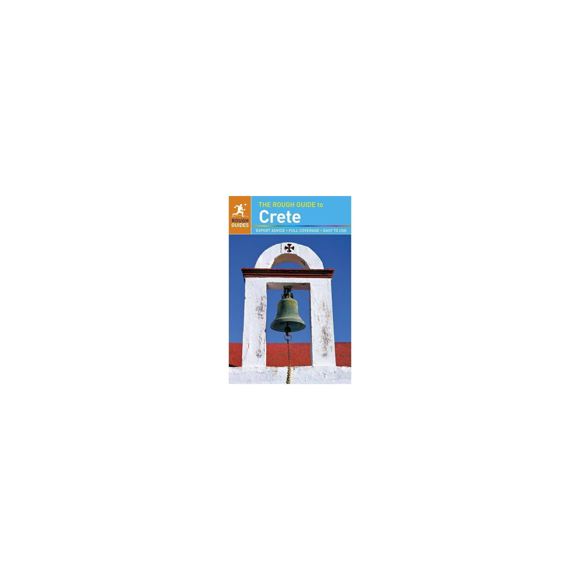 The Rough Guide to Crete Geoff Paperback Rough Guide Travel Guides by Garvey