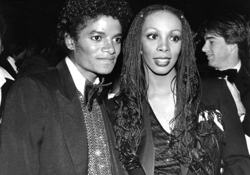 Classic Studio 54: MJ and Donna Summers