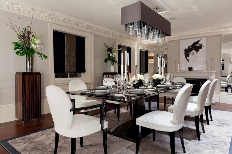 Formal Dining Room Decor Ideas Comfy Design Of Meal Space